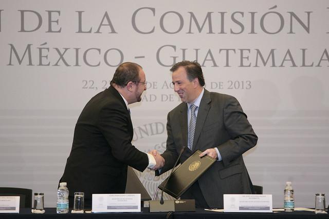 Concluyó la XI Reunión de la Comisión Binacional México–Guatemala 4
