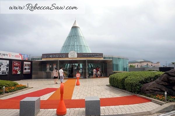 Teddy Bear Museum Jeju Island - Rebeccasawblog-001