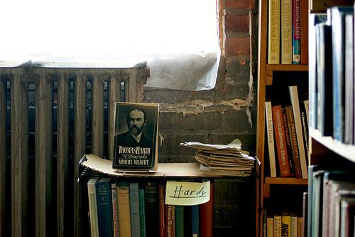 hardy bookshop