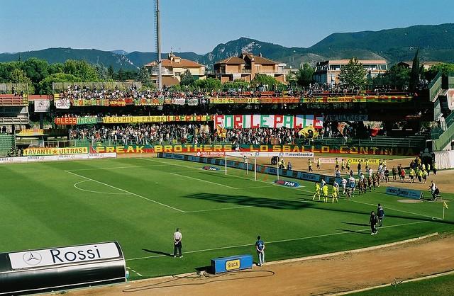 Ternana-Modena Serie B