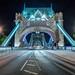 Einfahrt zur Tower Bridge - Lodon - HDR by David Grigo Fotografie