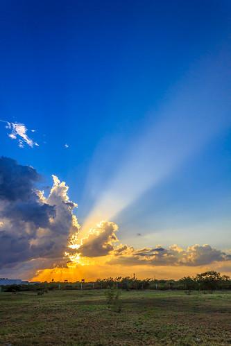 light sunset sun sunlight color sol méxico clouds day ray cloudy yucatán nubes rayos mérida