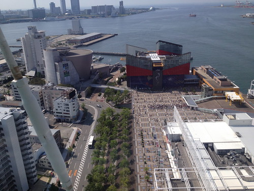 Tempozan Ferris Wheel Osaka IMG_3432