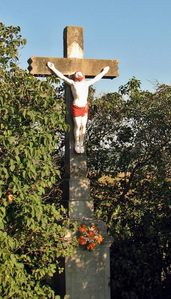 Kríž pri ceste do Veľkej Vsi