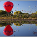 Balloon Reflections by MikeJonesPhoto