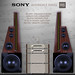 SONY RS SS-MR1 SPEAKER SYSTEM CONCEPT by mastercontrolmedia