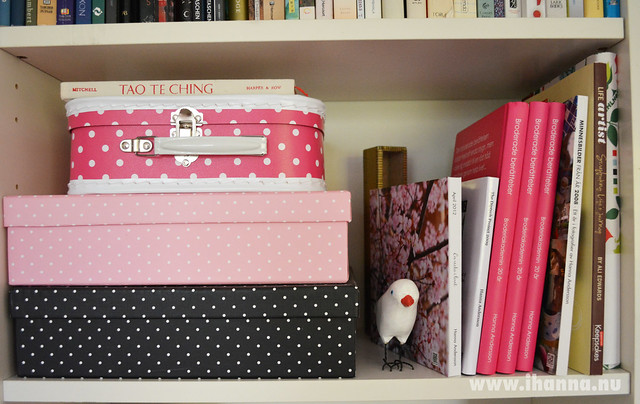 Polka dots and iHanna Books