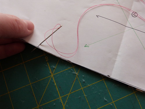 Thread Marking... Go Slow If You're New To It!