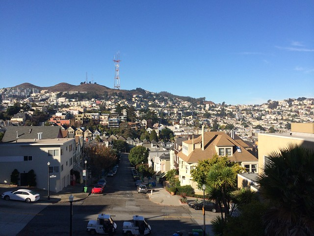 View of Twin Peaks