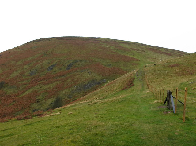 Pen y Fan and Pole Bank walk 223