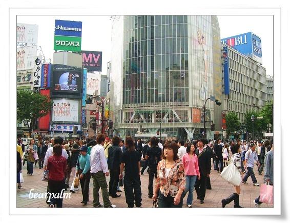 【東京橫濱Day4-2】東京:澀谷.新宿