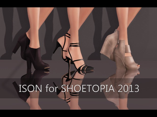 ISON for Shoetopia 2013
