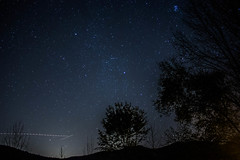 astronomy, milky way, star, moonlight, darkness, midnight, astronomical object, night, sky, outer space,
