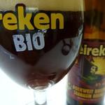 ベルギービール大好き!! レールケン ビオ サラシン ブリューン Leireken BIO Boekweit Bruin/Sarrasin Brune