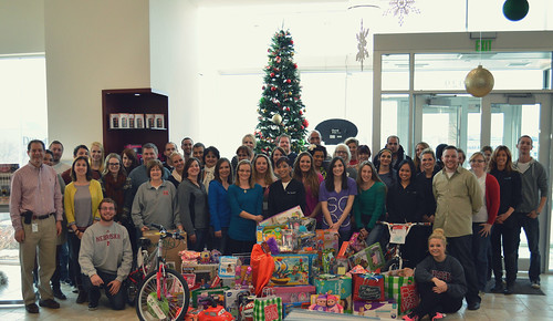 Joel Schlessinger MD and his staff participate in their second toy drive for NCHS
