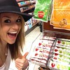 @dressjessxo found @thatsitfruit bars at the airport! #healthy #holiday #yum by My Beauty Bunny