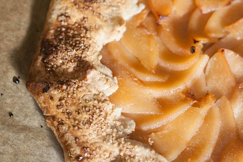 Poached Quince Galette (12 of 12)