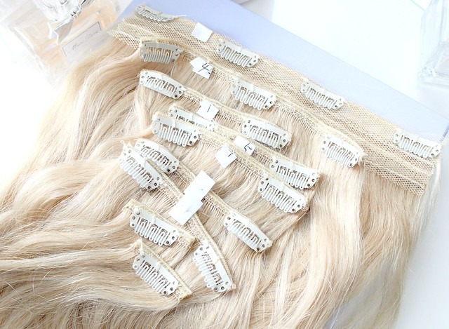 Dirty Looks HK Hair Extensions, HK Hair Extensions Full Head, HK Hair Extensions Quad Weft, Favourite Hair Extensions, Clip-in Hair Extensions, Thick Hair Extensions, Before and After Hair Extensions