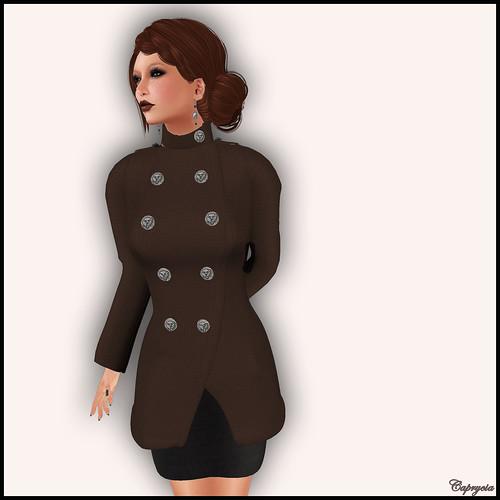 Katana coat For Zanze - Zenshi by ♥Caprycia♥