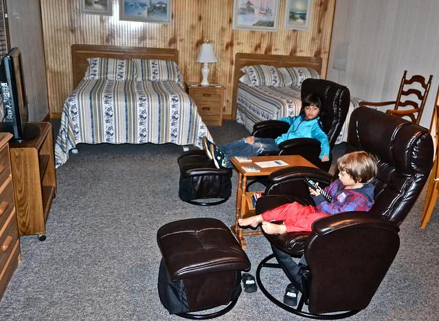 room at kings bay lodge crystal river