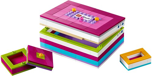 LEGO Friends Jewelry Box #40114