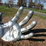 The Giant's Hand