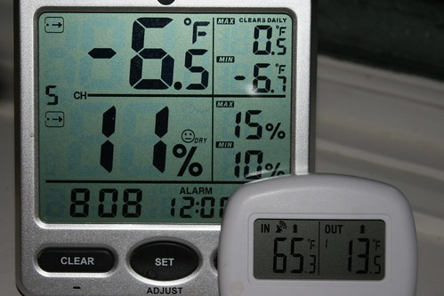 thermometer 008