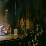At the Beacon Theatre with Iron & Wine and Friends. Photo by Laura Fedele