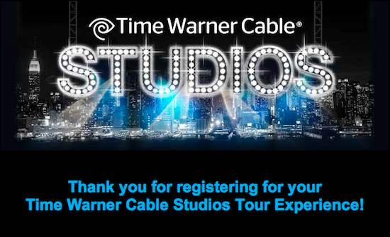 Time Warner Studios