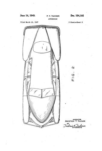 Tucker-automobile-patent-1947