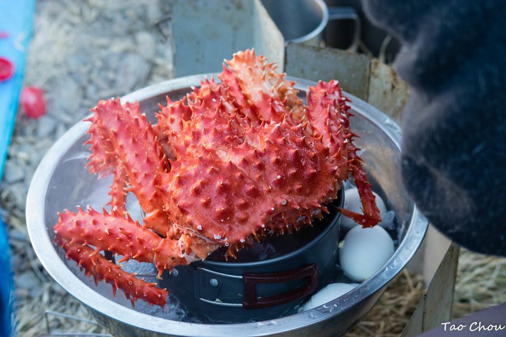 合歡小溪之零下十度帝王蟹 (pentax k-3 + DA16-45mm + Sigma17-300mm)