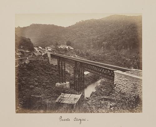 mexico towns railroads fcm railroadbridges ferrocarrilmexicano mexicanrailway