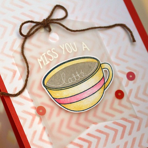Miss You A Latte Card 2