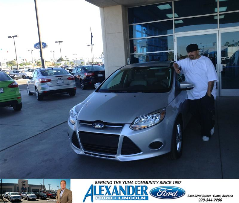 Alexander Ford Yuma Az >> Bill Alexander Ford Lincoln Yuma Arizona Customer Reviews