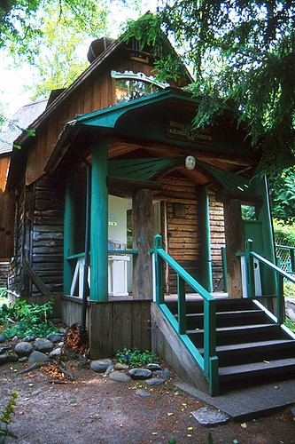 Zuckerburg Island Heritage Park, Castlegar, Columbia Valley, Kootenay Rockies, British Columbia, Canada
