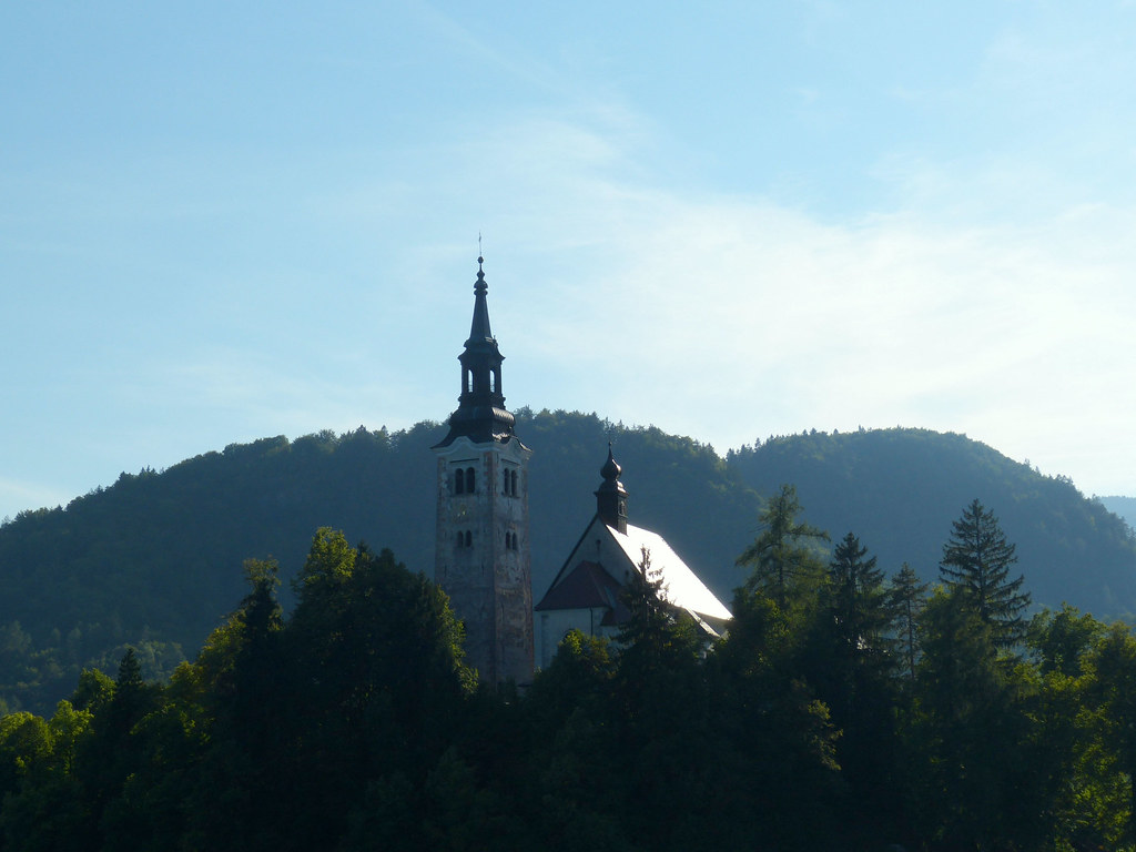 Church, Bled