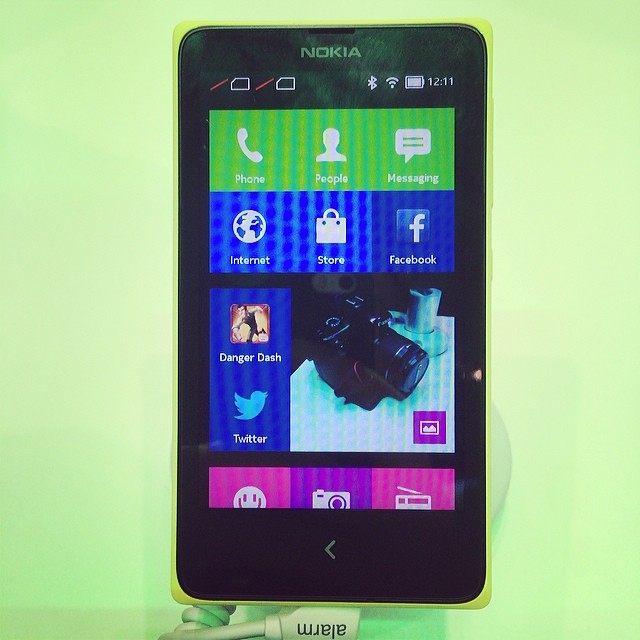 Nokia X, Nokia's Android offering