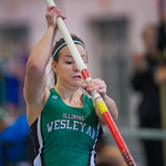 2014-02-36 -- Keck Invitational indoor track meet.