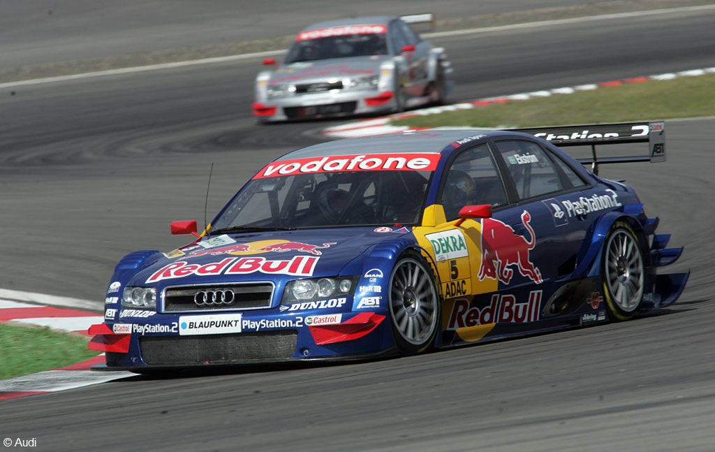 Dtm A Look Back At The Modern Audi Factory Dtm Cars Audi