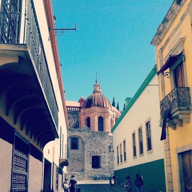 Guanajuato keskusta