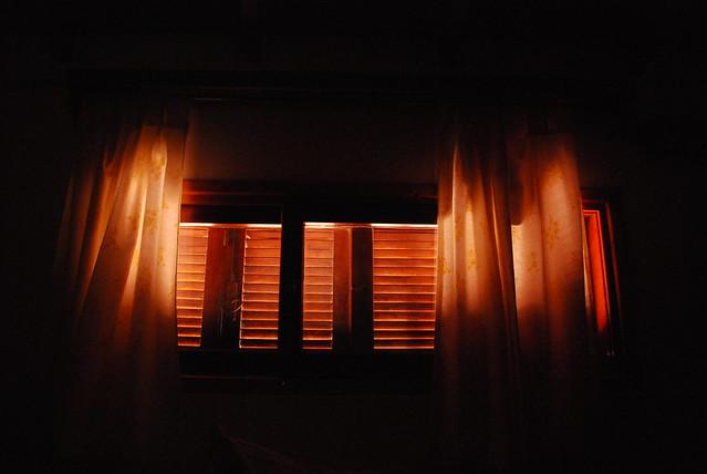 Fuego mañanero /9 40AM/ Playa San Bernardo