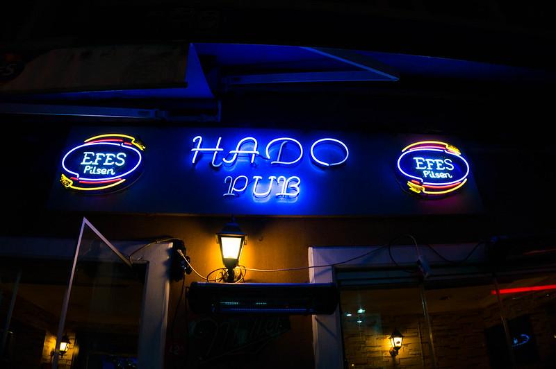 hado pub istanbul
