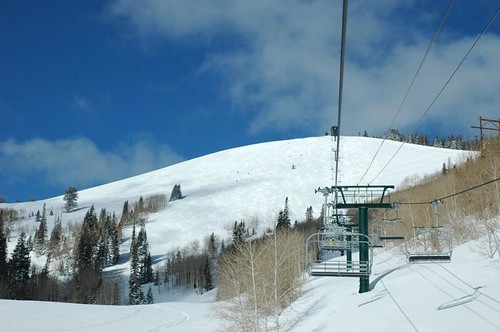 Park City Chairlift