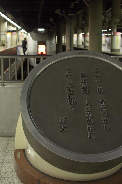 Tokyo Train Story スワローあかぎ 2014年3月28日