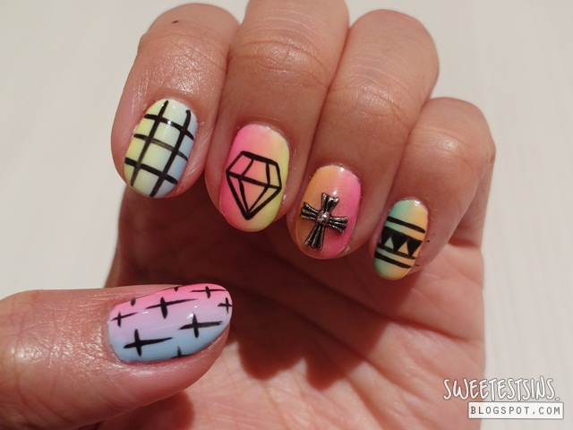 nailz treats bedok mall gellyfit manicure nail art