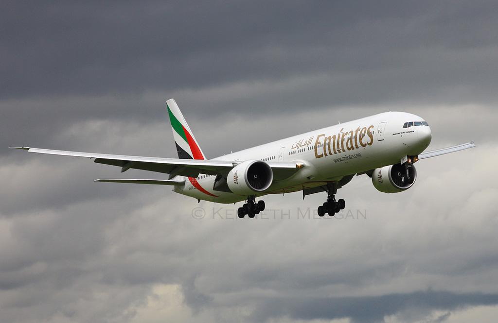A6-ENK - B77W - Emirates