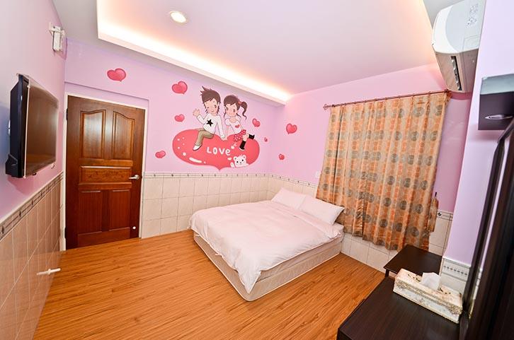 小琉球民宿,甜蜜雙人套房