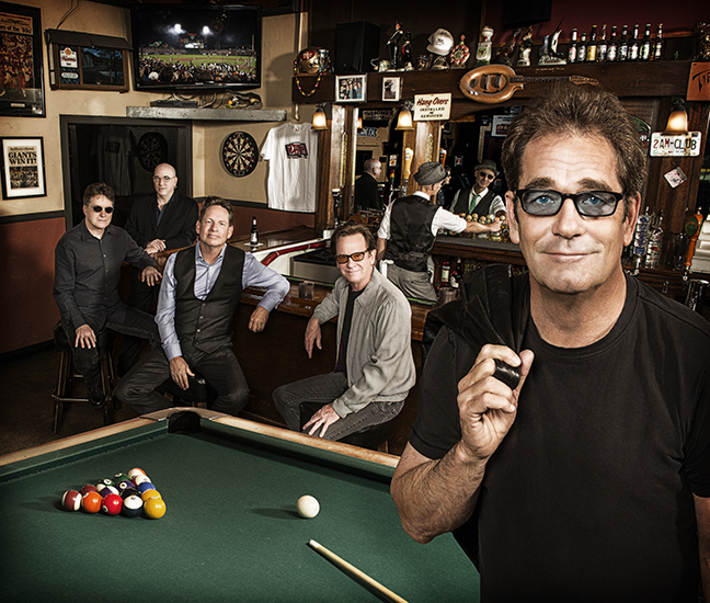 Huey Lewis and the News by Jay Blakesberg