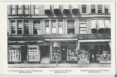 U. S. New York Jewish Store Federmann & Hallar, Druggists 10986