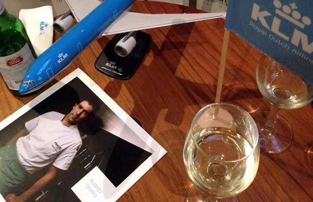 Evento KLM - Rodrigo Oliveira 1